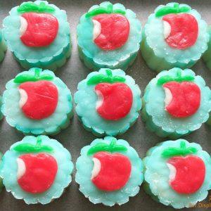「蘋果」標誌印模